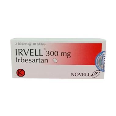 harga Novell Irvell 300 mg Obat Kesehatan [10 Tablet] Blibli.com