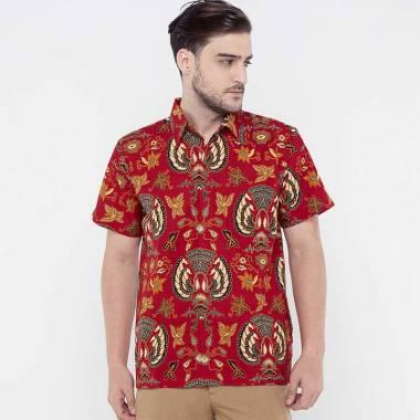 harga FBW Imlek Garuda Shanghai Couple Batik Shirt Kemeja Pria Blibli.com