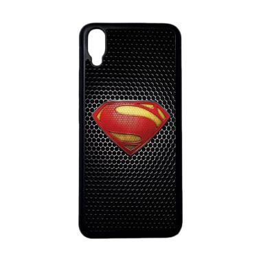 harga CARSTENEZIO Motif Superhero Superman 14 Softcase Casing for ViVO V11 or V11 Pro - Hitam Blibli.com
