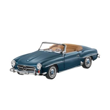 harga Mercedes-Benz 190 SL, W 121, Th.1955-63 Diecast - Blue [Original/ 1:18] Blibli.com