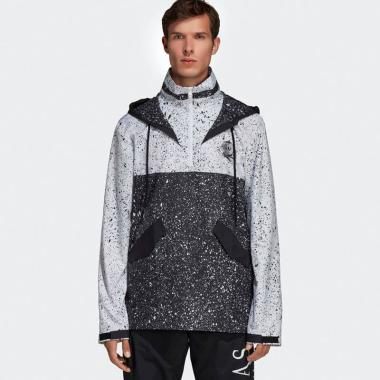 adidas Planetoid Windbreaker Jaket Olahraga Pria ... 0d1e490214