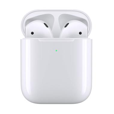 Apple Airpods 2 with Wireless Charging Case MRXJ2 - White
