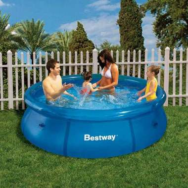 Bestway Fast Set Pool 305 Kolam Renang Anak