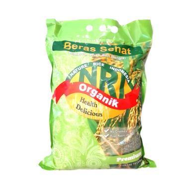 harga NRI Beras Organik [5 kg] Blibli.com