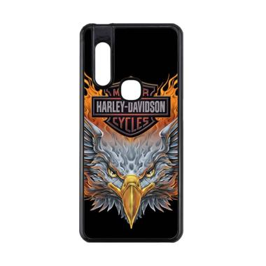 harga ROCKETCASE Motor Harley Davidson Eagle Logo P0370 Premium Hardcase Custom Casing for VIVO V15 Blibli.com
