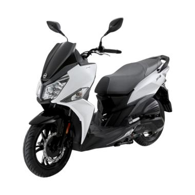 harga SYM JET 14 Sepeda Motor [VIN 2020/ OTR Jabodetabek] White JABODETABEK Blibli.com