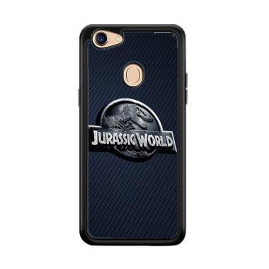 harga Cococase Logo Jurassic World O5002 Casing for Oppo F7 Black Blibli.com