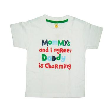 PLEU Daddy Charming T- Shirt Bayi