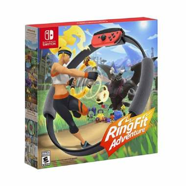 Nintendo Switch Ring Fit Ringfit Video Games