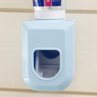 Automatic Auto Squeezers Toothpaste Dispensers Holders Hands Free Squeeze Out