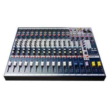 harga Soundcraft EFX 12 Audio Mixer - Hitam [12 Channel] Blibli.com
