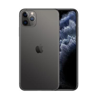 Apple iPhone 11 Pro Max 256 GB Smartphone [Nano Smicard/eSim/ Garansi Resmi]