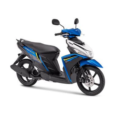 harga [Pegadaian] Yamaha New Mio M3 125 CW Sepeda Motor [OTR Pekanbaru/Rp 17.610.000] Blibli.com