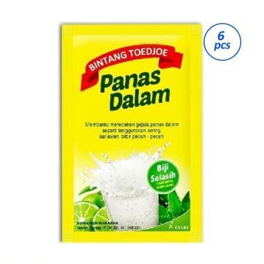 harga Bintang Toedjoe Panas Dalam Minuman Stamina [6 Pcs/ Pack] Blibli.com
