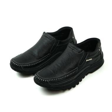 harga FORDZA Casual Corrected Grain Milling Sepatu Slip On Pria [301] Blibli.com