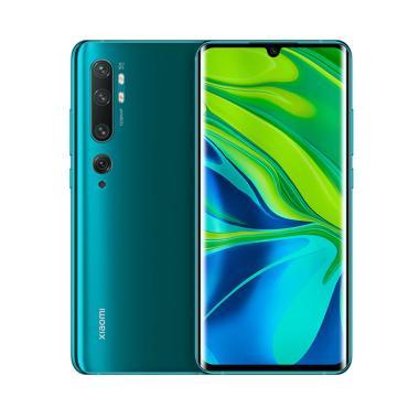 harga Xiaomi Mi Note 10 Pro (Aurora Green, 256 GB) Blibli.com