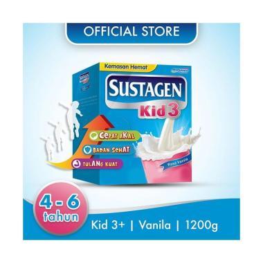 WHS - SMG/JOG/SOLO - Sustagen Kid 3+ Vanilla Susu Formula [1200 g]