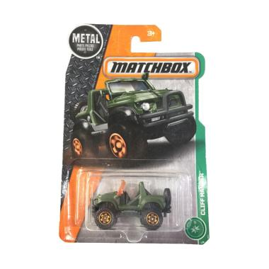 Matchbox CLIFF HANGER from 5 Pack LOOSE Black