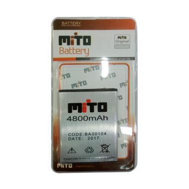 harga Mito Baterai Handphone for Mito BA00104 [Original] Blibli.com