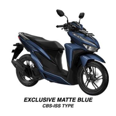 harga Honda New Vario 150 eSP CBS ISS Exclusive Sepeda Motor [VIN 2020- OTR Jabodetabek] No Matte Blue Bogor Blibli.com