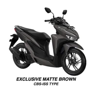 harga Honda New Vario 150 eSP CBS ISS Exclusive Sepeda Motor [VIN 2020- OTR Jabodetabek] No Matte Brown Jakarta Blibli.com