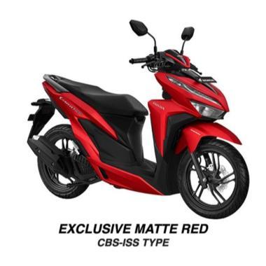 harga Honda New Vario 150 eSP CBS ISS Exclusive Sepeda Motor [VIN 2020- OTR Jabodetabek] No Matte Red Bekasi & Depok Blibli.com