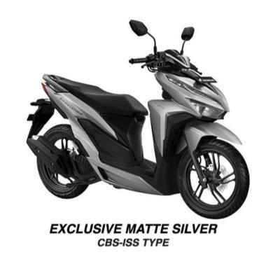 harga Honda New Vario 150 eSP CBS ISS Exclusive Sepeda Motor [VIN 2020- OTR Jabodetabek] No Matte Silver Bekasi & Depok Blibli.com