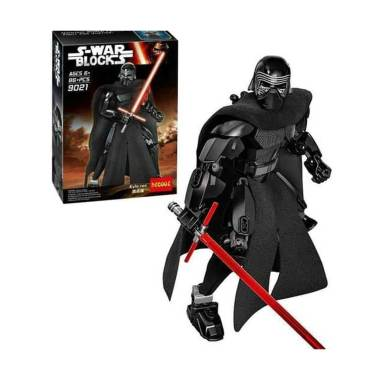 harga Xio Solution Lego Block Sembo Decool Star Wars Kylo Ren Mini Blocks [86 pcs - 90] Blibli.com
