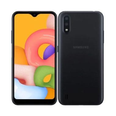 Samsung Galaxy A01 Smartphone [16 GB / 2 GB]