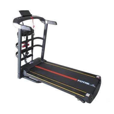 harga Total Fitness Treadmill Elektrik Alat Fitnes Blibli.com