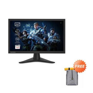 harga Lenovo G24-10 FHD WLED Gaming Monitor [23.6 Inch] +Free 90Fun Bag Blibli.com
