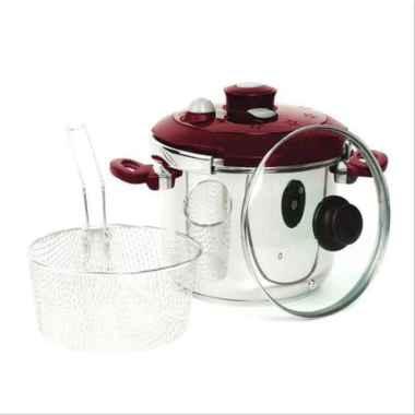 Oxone Panci Presto/Presto Oxone Magic Pressure Cooker OX-1008 [8 L]