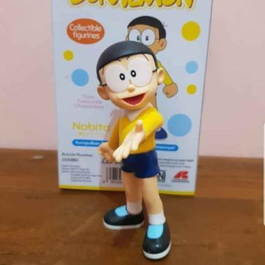 Sun Tech Boneka Nobita Doraemon Action Figure