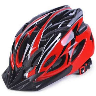 TaffSPORT Helm Sepeda MTB Sepeda Lipat Bicycle Road Bike Helmet EPS Foam PVC