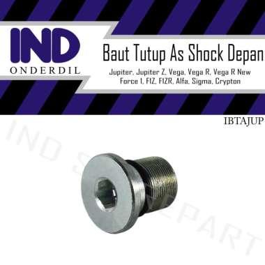 harga IND Onderdil Baut Oring Seal Tutup As Shock Depan Motor for Yamaha Vega Lama - R Old & R New Blibli.com