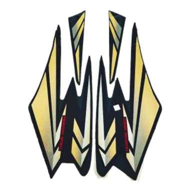 harga Cahaya Stiker Striping Body Motor for Yamaha RX King 2002 GOLD Blibli.com