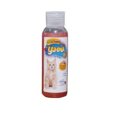 harga YAOU shampo pencegah kutu anjing kucing dan kelinci wangi - Sakura Blibli.com