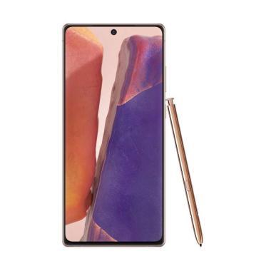 Samsung Galaxy Note20 Smartphone [256GB] Mystic Bronze