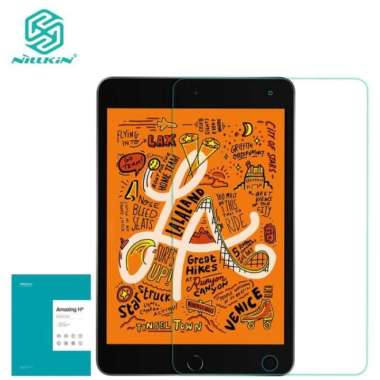harga Nillkin Amazing H+ Tempered Glass 9H Apple IPad Mini 4/5 - CLEAR Blibli.com