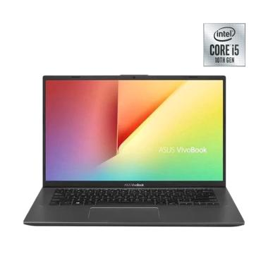 harga ASUS A412FL-EK512T Notebook - Grey ( i5-10210U/4GB/1TB/MX250/14