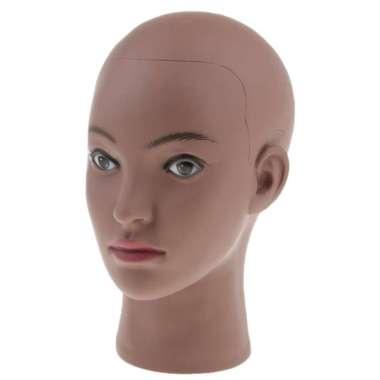 harga Mannequin Head Female Manikin Headphone Hats Glasse Display Stand Wig Holder Blibli.com
