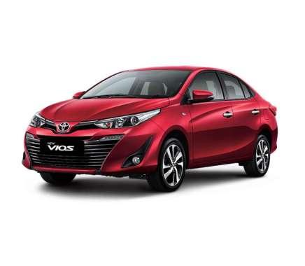 Toyota New Vios E 1.5 Mobil