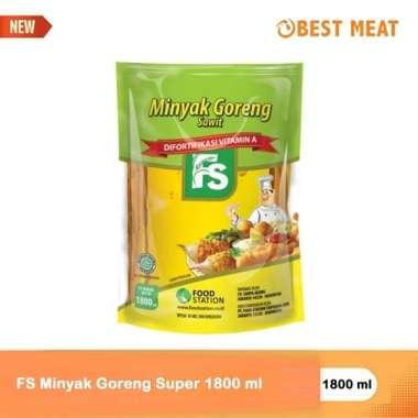 Minyak Goreng Super 1800 ml