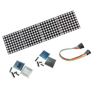 harga 1.26''x 1.26''x 0.51'' LED Display Module Dot Matrix Display Module 8x8 Led - Blibli.com