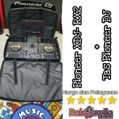 harga Dj Controller Pioneer Dj XDJ RX2 XDJRX2 (Bonus Tas) ORIGINAL Pioneer DJ XDJ-RX2 All-In-One DJ System (With Bag) ORIGINAL Garansi Resmi hitam Blibli.com