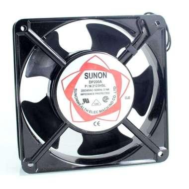 harga SUNON Kipas Heatsink CPU Fan 120mm 220V 0.14A - DP200A Hitam Blibli.com