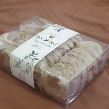 harga Sarang Burung Walet Asli Bentuk Oval 500 Gram King Nest Blibli.com
