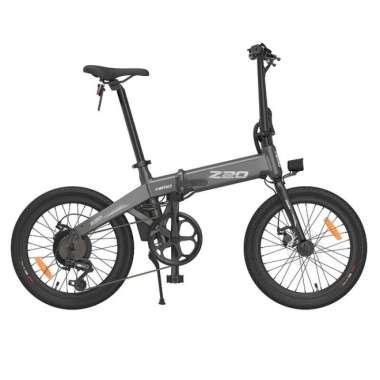 harga HIMO ELECTRIC BICYCLE Z20 [JABODETABEKSER / GREY] Blibli.com