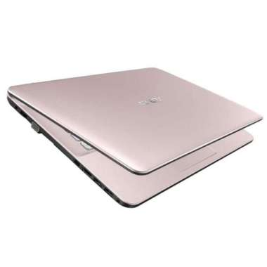harga ASUS X441MA-GA033T SSD LAPTOP ROSE GOLD (INTEL CELERON DC N4020   4GB   256GB SSD   DVD   14