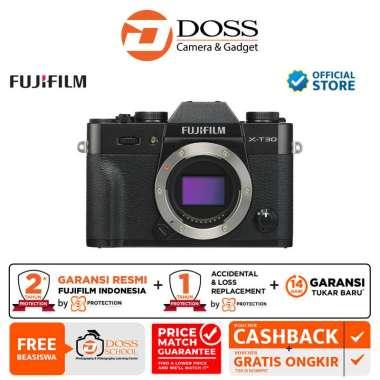 DOSS FUJIFILM X-T30 Mirrorless Digital Camera Body Only / Fujifilm XT30 BLACK